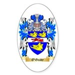 O'Geady Sticker (Oval)