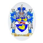 O'Geady Oval Ornament