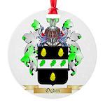 Ogden Round Ornament