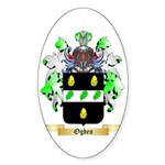 Ogden Sticker (Oval 10 pk)