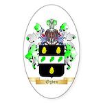 Ogden Sticker (Oval 50 pk)
