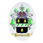 Ogden Oval Ornament