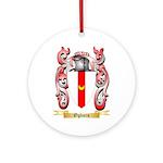 Ogburn Round Ornament