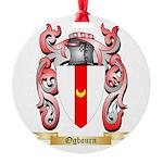 Ogbourn Round Ornament