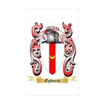 Ogbourn Sticker (Rectangle 50 pk)