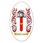Ogbourn Sticker (Oval)