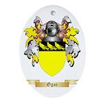 Ogan Oval Ornament