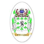 O'Gallagher Sticker (Oval 50 pk)