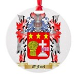 O'Friel Round Ornament