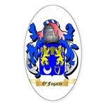O'Fogarty Sticker (Oval 10 pk)