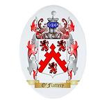 O'Flattery Oval Ornament