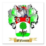 O'Flannery Square Car Magnet 3