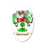 O'Flannery 20x12 Oval Wall Decal