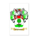 O'Flannery 35x21 Wall Decal