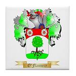 O'Flannery Tile Coaster