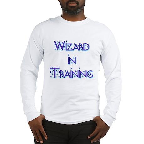 Wizard in Training 1 Long Sleeve T-Shirt