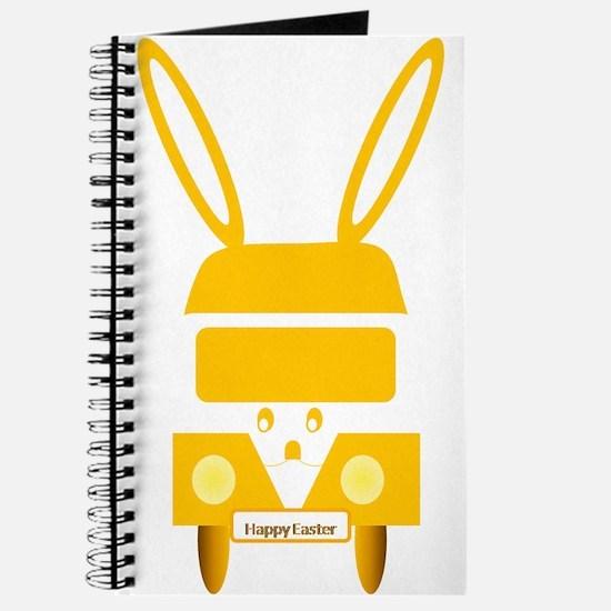 Easter Bunny Mobile Journal