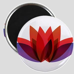 Lotus flower petals Magnets
