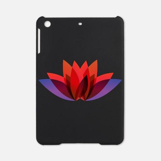 Lotus flower petals iPad Mini Case