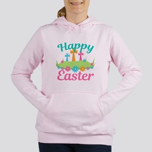 Happy Easter Women's Hooded Sweatshirt