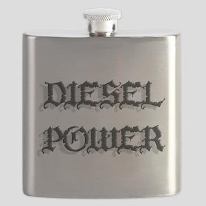 Diesel Power Flask