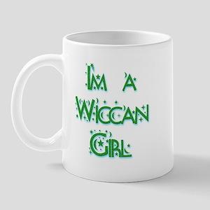 Wiccan Girl 1 Mug