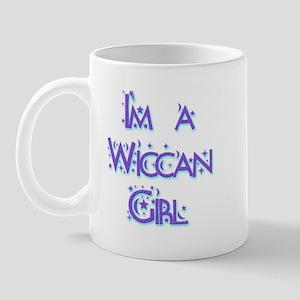 Wiccan Girl 2 Mug
