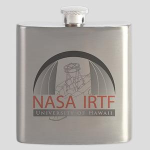 IRTF Logo Flask