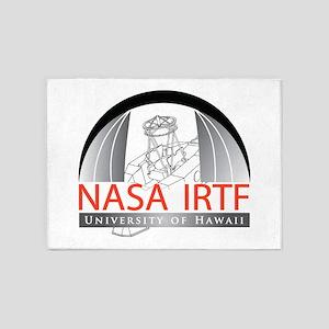 IRTF Logo 5'x7'Area Rug