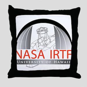 IRTF Logo Throw Pillow