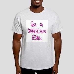 Wiccan Girl 4 Light T-Shirt