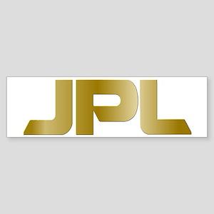 Jpl @ 50! (bumper) Bumper Sticker