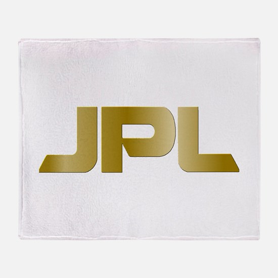JPL @ 50! Throw Blanket