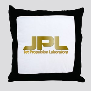 NASA's JPL @ 50 Throw Pillow