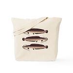 African Sharptooth Catfish Tote Bag