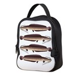 African Sharptooth Catfish Neoprene Lunch Bag