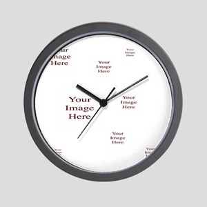 Your Images Here! Wall Clock