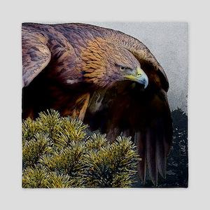 Golden Eagle Queen Duvet