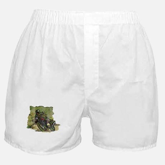 Cafe Racer1 Boxer Shorts