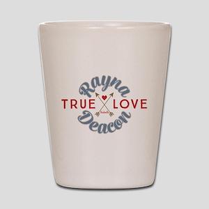 Rayna Deacon True Love Nashville Shot Glass