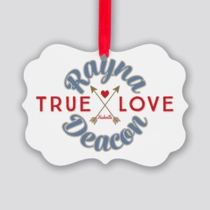 Rayna Deacon True Love Nashville Ornament