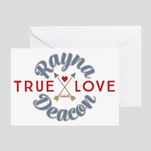 Rayna Deacon True Love Nashville Greeting Cards