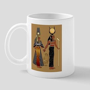Isis and Nefertiri Mug