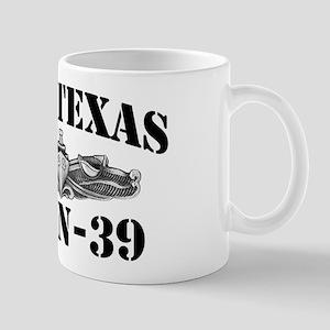 USS TEXAS 11 oz Ceramic Mug
