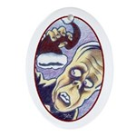 Opera Oval Ornament
