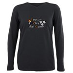 Toucan Play that Game Plus Size Long Sleeve Tee
