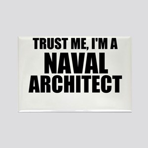 Trust Me, I'm A Naval Architect Magnets