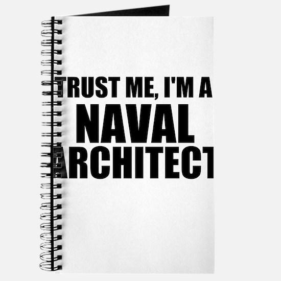 Trust Me, I'm A Naval Architect Journal