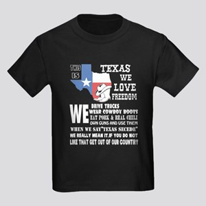 This Is Texas T Shirt T-Shirt