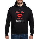 Kiss Me Farmer Hoodie (dark)